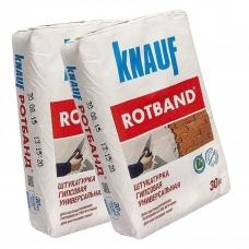 Штукатурка гіпсова для машинного нанесення Knauf Rotband 30 кг