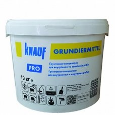 Грунтовка KNAUF Грундірміттель (концентрат) 10 кг