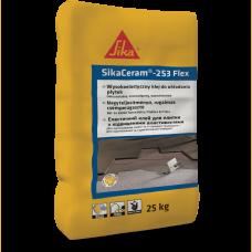 Клей еластичний для плитки SikaCeram 253 Flex 25кг