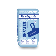 Декоративна штукатурка шуба Ферозіт SHPATEN Kratzputz 2 мм 25 кг