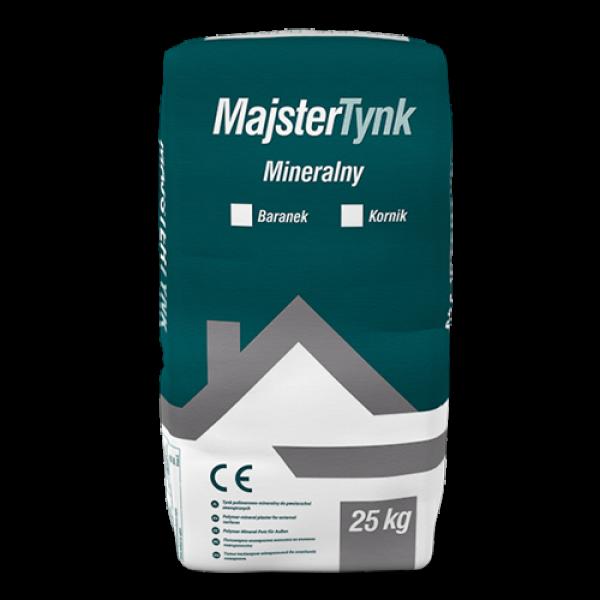 Штукатурка мінеральна MajsterTynk MAJSTERPOL 25 кг