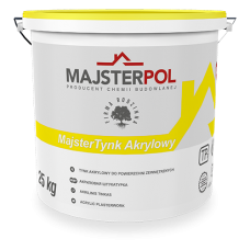 Штукатурка акрилова MajsterTynk MAJSTERPOL 25 кг