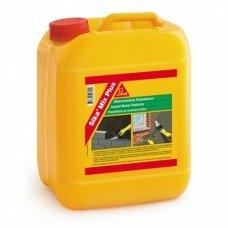 Повітровтягувальна і стабілізуюча добавка для будівельних розчинів і бетону Sika Mix Plus 5 кг