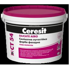 Фарба силікатна CERESIT CT 54 10 л