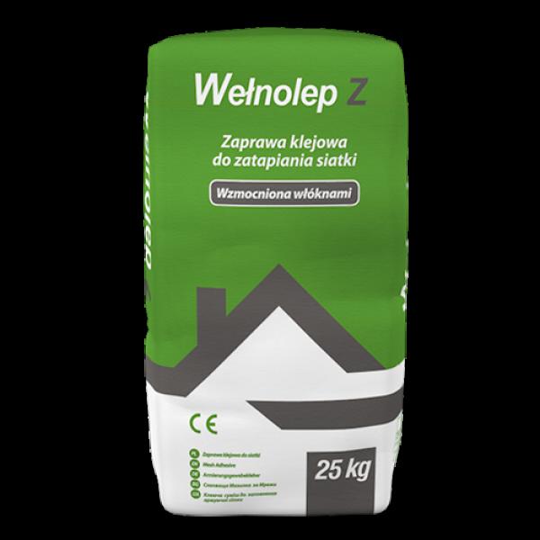 Клей для армування сітки Welnolep Z 25 кг
