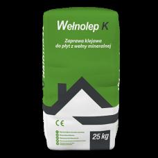 Клей для мінеральної вати Welnolep-k 25 кг