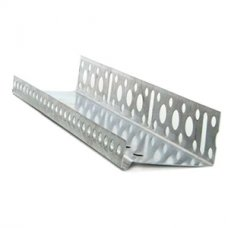Стартова цокольна планка алюмінієва 103 мм