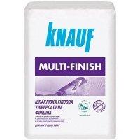 Шпаклівка Knauf MULTI-FINISH 20 кг
