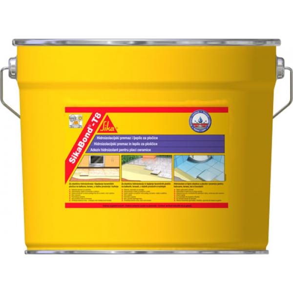 Поліуретановий клей-гідроізоляція SikaBond-T8 13,4 кг